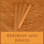 Basis vijvernetten sets 1 active